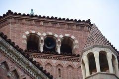 Κουδούνι παρεκκλησιών Στοκ φωτογραφία με δικαίωμα ελεύθερης χρήσης