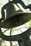 κουδούνι που οξυδώνετ&alph στοκ φωτογραφίες με δικαίωμα ελεύθερης χρήσης