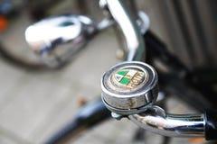 Κουδούνι ποδηλάτων Στοκ εικόνα με δικαίωμα ελεύθερης χρήσης