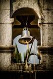 Κουδούνι του καθολικού παρεκκλησιού του ST Anthoy, Anjuna, Goa, Ινδία Στοκ Εικόνες