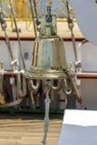 Κουδούνι του σκάφους Στοκ εικόνα με δικαίωμα ελεύθερης χρήσης
