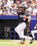 Κουδούνι του Derek, New York Mets Στοκ εικόνα με δικαίωμα ελεύθερης χρήσης