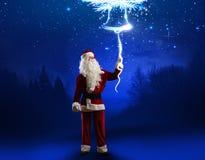 Κουδούνι Χριστουγέννων Στοκ Εικόνες