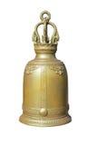 κουδούνι χρυσό Στοκ εικόνες με δικαίωμα ελεύθερης χρήσης