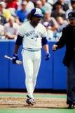 Κουδούνι Toronto Blue Jays Goerge Στοκ φωτογραφία με δικαίωμα ελεύθερης χρήσης