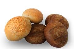κουλούρια ψωμιού Στοκ Εικόνες
