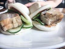 Κουλούρι χοιρινού κρέατος Στοκ εικόνα με δικαίωμα ελεύθερης χρήσης