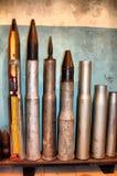 κοχύλια πυροβόλων Στοκ Φωτογραφία