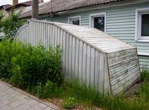 Κοχύλι ` γκαράζ-περίπτωσης σε λειτουργία ` Στοκ Φωτογραφία