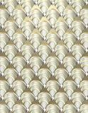 κοχύλι deco ανασκόπησης τέχνη&sigm Στοκ Εικόνες