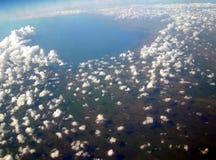 Κούβα άνωθεν στοκ φωτογραφίες