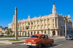 Κούβα Αβάνα παλαιά Στοκ Φωτογραφίες