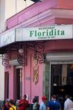 Κούβα Αβάνα 8 Φεβρουαρίου 2018 - бар EL Floridita στην Αβάνα Στοκ Φωτογραφία