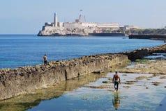 Κούβα Αβάνα Στοκ Φωτογραφία