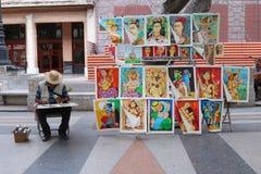 Κούβα Αβάνα Στοκ φωτογραφία με δικαίωμα ελεύθερης χρήσης
