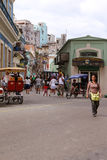 Κούβα Αβάνα Στοκ Εικόνες