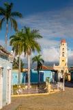 Κούβα Τρινιδάδ Εθνικό Μουσείο του αγώνα κατά των ληστών στοκ εικόνες με δικαίωμα ελεύθερης χρήσης