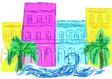 Κούβα απεικόνιση αποθεμάτων