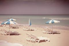 Κούβα - Playas del Este Στοκ Εικόνα