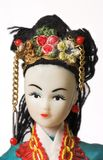 κούκλα ιαπωνικά στοκ εικόνα με δικαίωμα ελεύθερης χρήσης