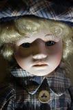 Κούκλα πορσελάνης Στοκ εικόνες με δικαίωμα ελεύθερης χρήσης