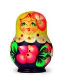 κούκλα που τοποθετείται Στοκ Εικόνα