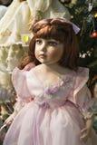κούκλα Χριστουγέννων Στοκ Φωτογραφία