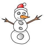 κούκλα Χριστουγέννων Στοκ εικόνες με δικαίωμα ελεύθερης χρήσης