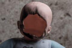 κούκλα χωρίς ένα πρόσωπο Στοκ Φωτογραφία
