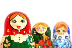 κούκλες που τοποθετο Στοκ εικόνες με δικαίωμα ελεύθερης χρήσης