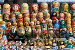 κούκλες ρωσικά Στοκ Φωτογραφία