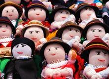 κούκλες Στοκ εικόνες με δικαίωμα ελεύθερης χρήσης