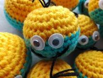 Κούκλες Minion Στοκ Εικόνα
