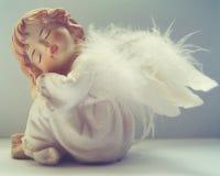 Κούκλα αγγέλου Στοκ φωτογραφία με δικαίωμα ελεύθερης χρήσης