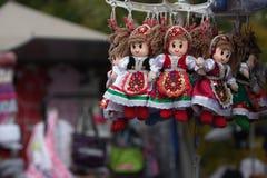 κούκλα αναμνηστικών Στοκ φωτογραφίες με δικαίωμα ελεύθερης χρήσης