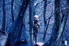 κούκλα απόκοσμη Στοκ φωτογραφία με δικαίωμα ελεύθερης χρήσης