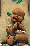 Κούκλα αργίλου Στοκ φωτογραφία με δικαίωμα ελεύθερης χρήσης