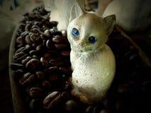 Κούκλα γατών Στοκ φωτογραφίες με δικαίωμα ελεύθερης χρήσης