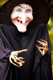 Κούκλα μαγισσών Στοκ φωτογραφία με δικαίωμα ελεύθερης χρήσης