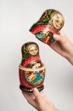 κούκλα που τοποθετείτ&alp Στοκ Φωτογραφίες