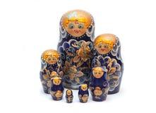Κούκλα Ρωσία Matryoshka Στοκ Φωτογραφία