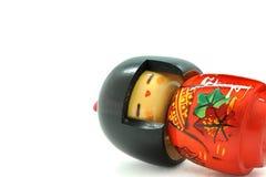 Κούκλα της Ιαπωνίας Στοκ εικόνα με δικαίωμα ελεύθερης χρήσης