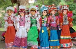 Κούκλα της Ταϊλάνδης Στοκ φωτογραφίες με δικαίωμα ελεύθερης χρήσης
