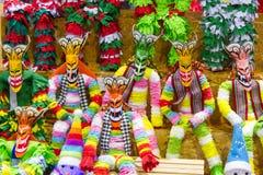 Κούκλα του χορού φαντασμάτων Στοκ Εικόνα