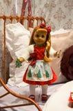 Κούκλα Χριστουγέννων Στοκ Φωτογραφίες