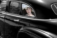 Κούκλα Backseat Στοκ Φωτογραφίες