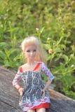 Κούκλα 1 Barbie Στοκ Εικόνες