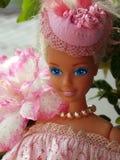 Κούκλα Barbie Στοκ Φωτογραφίες