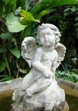 Κούκλα Cupid Στοκ φωτογραφία με δικαίωμα ελεύθερης χρήσης