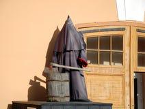 Κούκλα Executioner Στοκ φωτογραφία με δικαίωμα ελεύθερης χρήσης